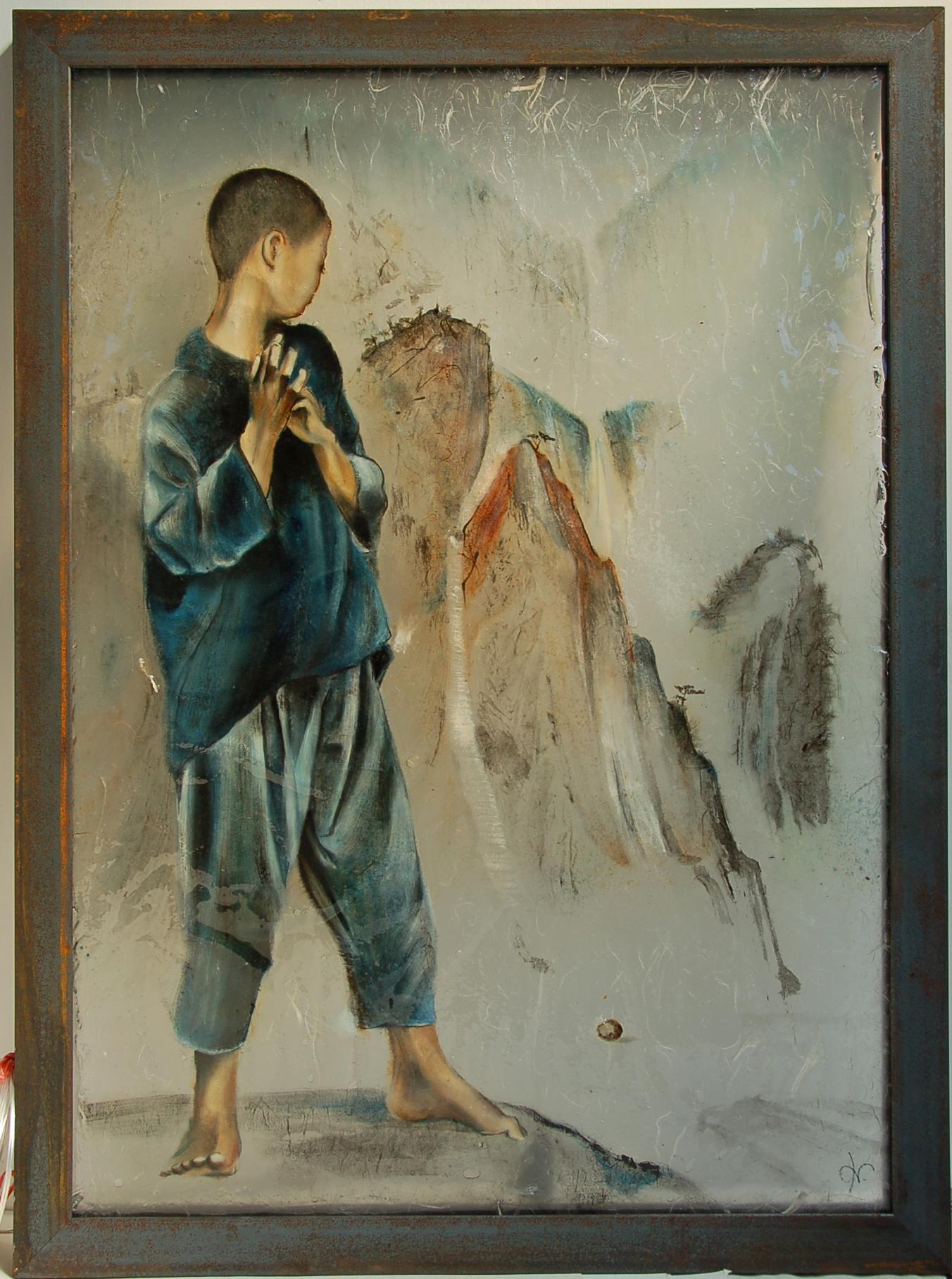 chi Dao Shan, Qianbi you lou