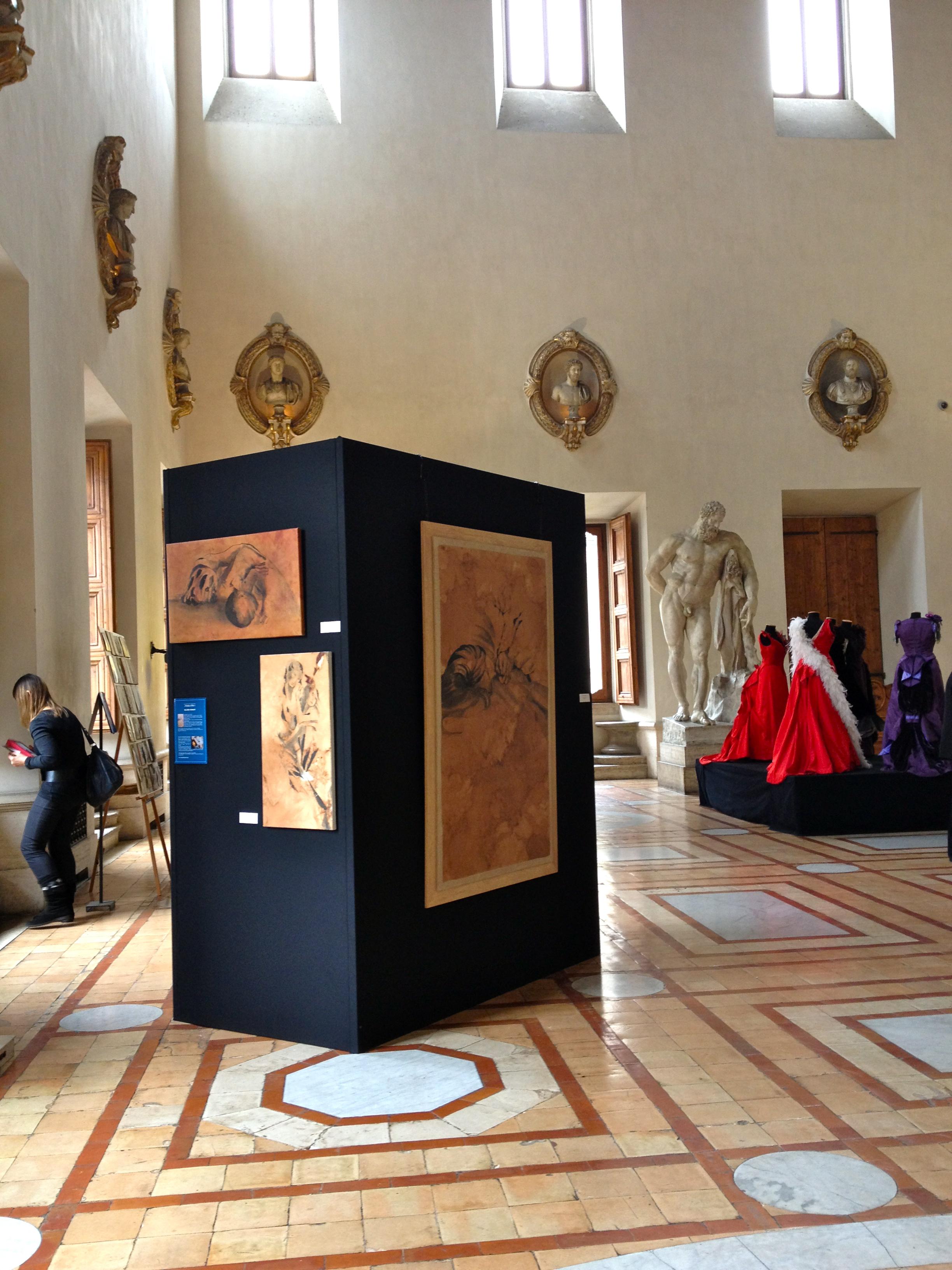Exposition Palais Farnese