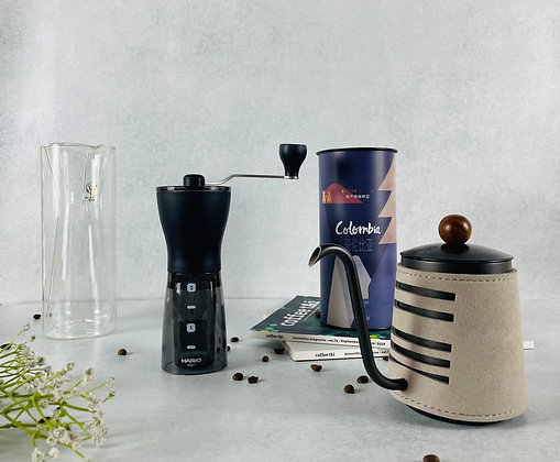 Artisanal Coffee Kit by Mellower Coffee
