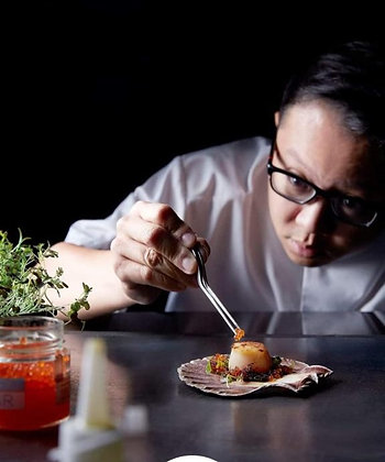 Private Chef e-Voucher by Chef Siang Teo