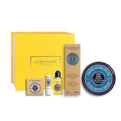 Shea Butter Box by L'Occitane