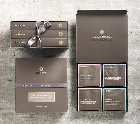 Tea Layering Assortment Kit by Monogram