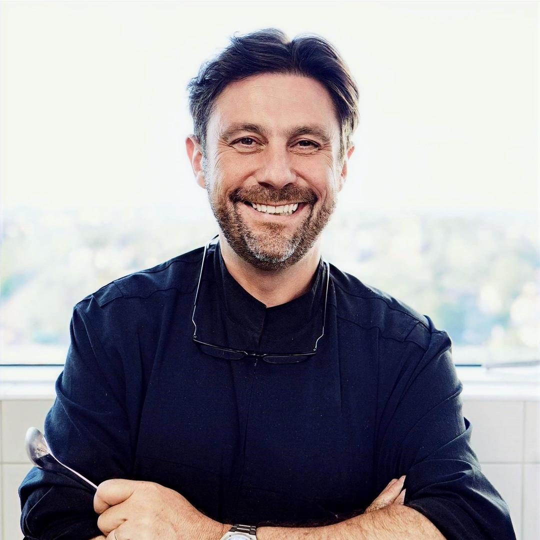 Chef Bruno Menard