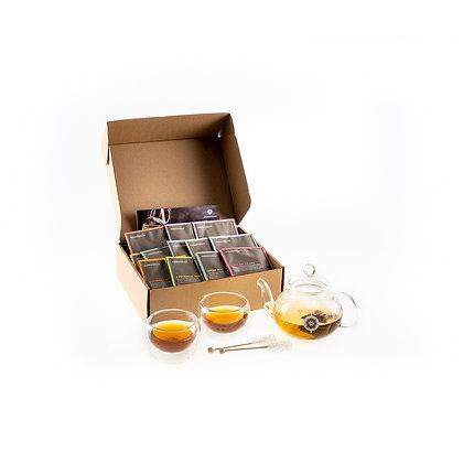 Art of Tea Layering