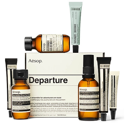 Departure in Style by Aesop