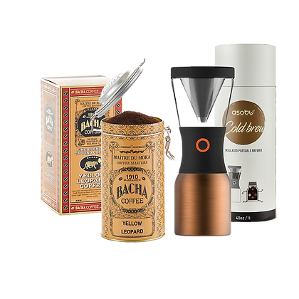 Cold Brew Coffee Kit