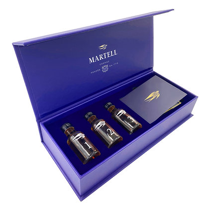 Cognac Tasting by Martell