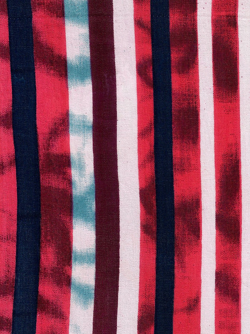 CASSIOPEIA BLOUSE IN STARS AND STRIPES
