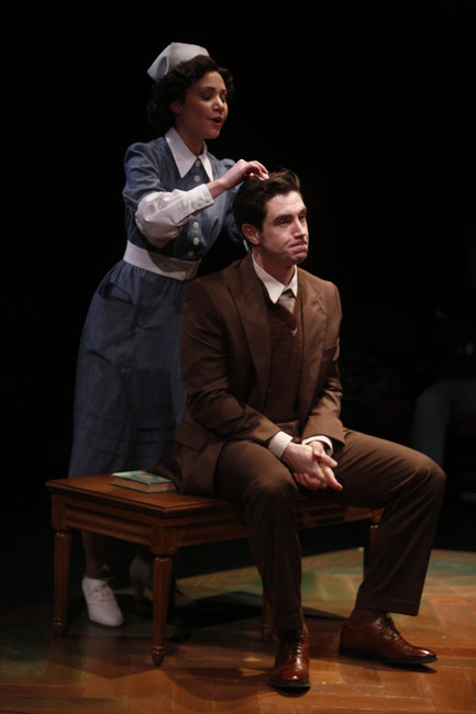 Nonsense and Beauty / The Rep St. Louis / Photo: Jerry Naunheim Jr.