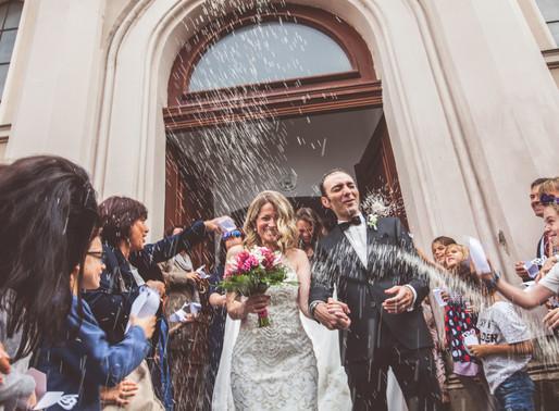 Una Matrimonio elegante