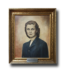 Charlotte Flagg, Mitchell-Hollingsworth, Florence, Alabama