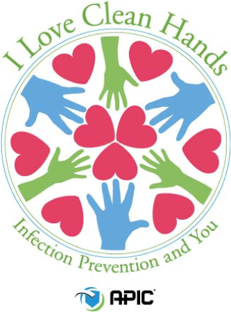 I Love Clean Hands, Infection Prevention and You