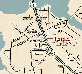 Terrace Lake Assisted Living Guntersville Alabama