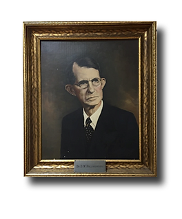 Dr. David Wills Hollingsworth, Mitchell-Hollingsworth, Florence, Alabama
