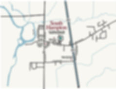 South Hampton Nursing and Rehabilitation map in Owens Cross Roads, Alabama