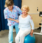 Physical therapy services at South Hampton Nursing and Rehabilitation in Owens Cross Roads, Alabama