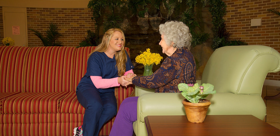 Short Term Care in Florence, Alabama