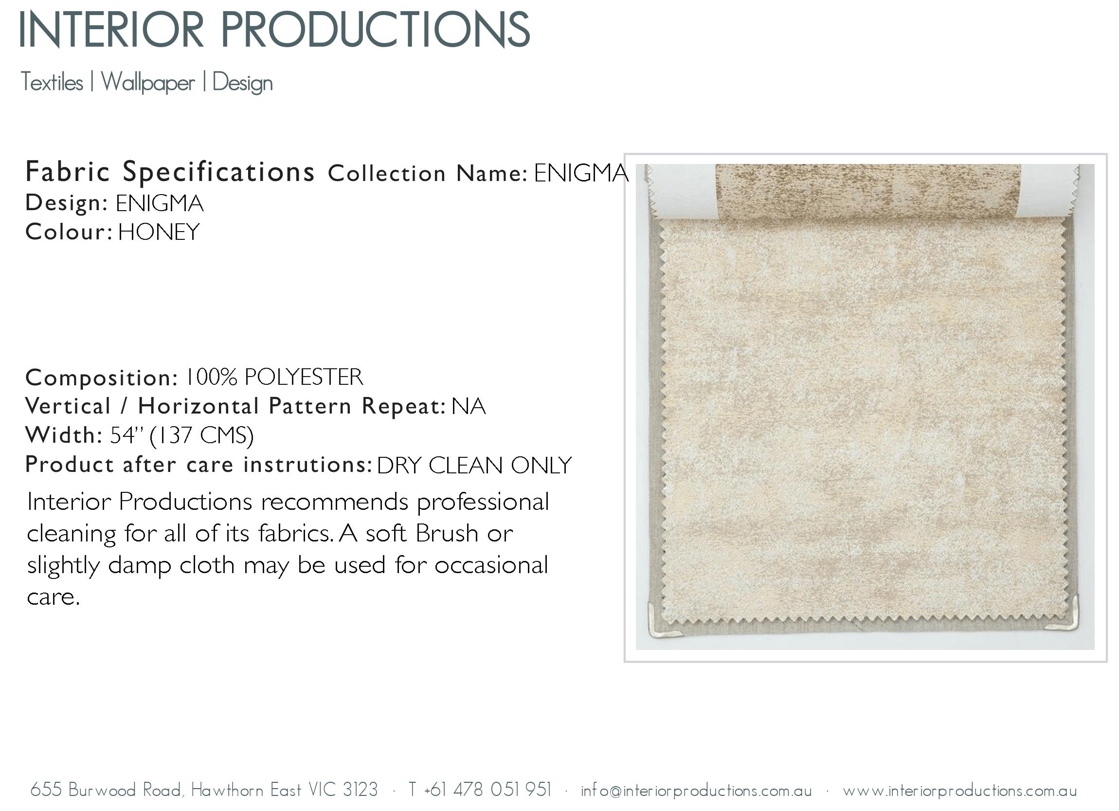 interior_productions_ENIGMA---HONEY