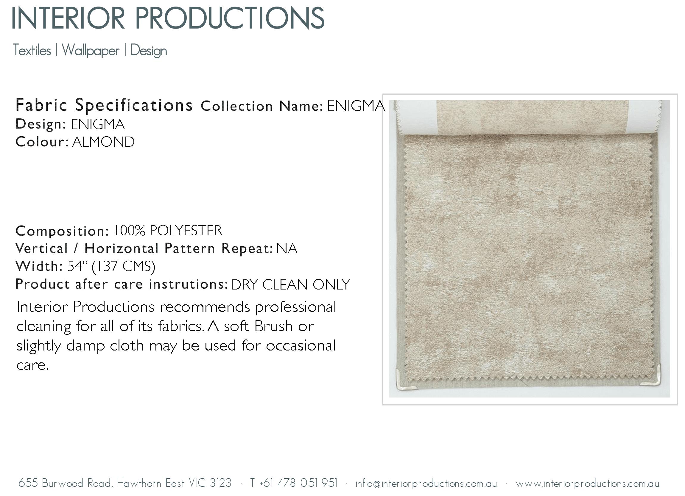 interior_productions_ENIGMA---ALMOND