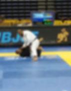 Andre Campos Pan Ams Jiu-Jitsu Champion