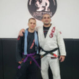 jiujitsu purple belt