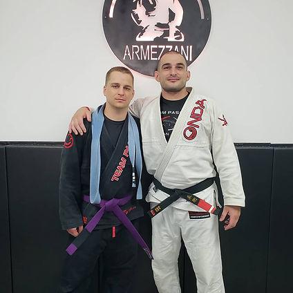 jiujitsu purple belt