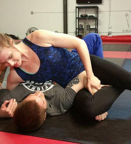 Women Jiujitsu and self defense