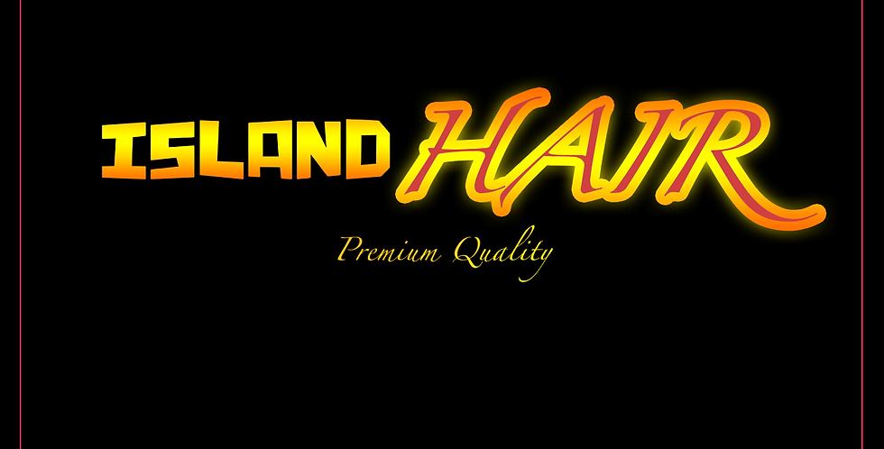 Island Hair Premade Logo
