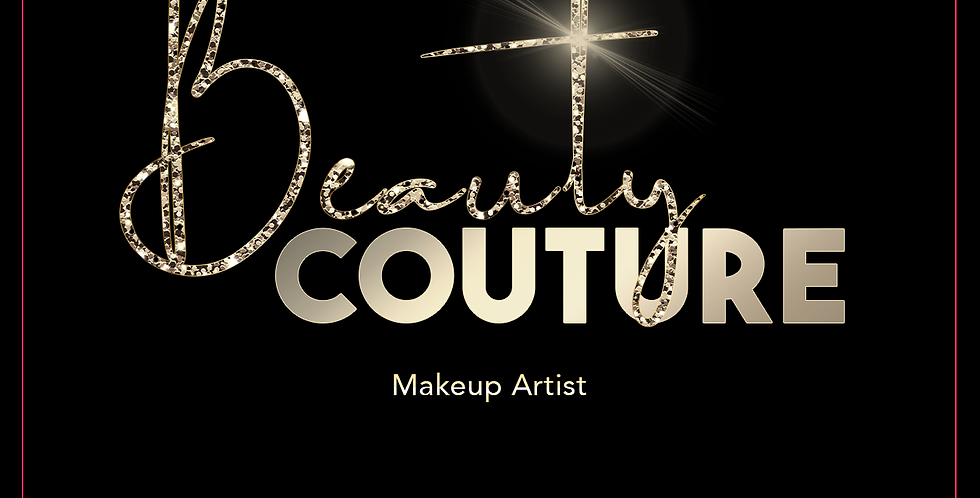 Beauty Couture Premade Logo