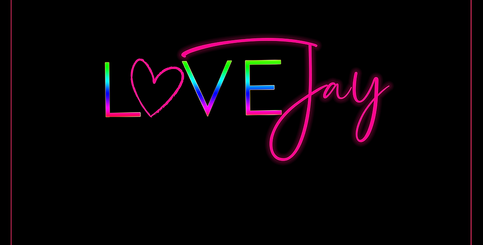 Love Jay Premade Logo