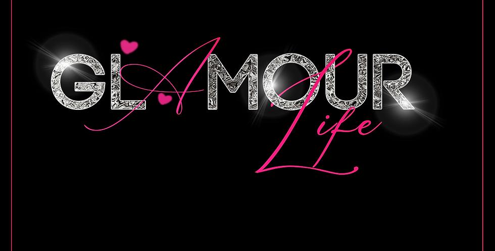 Glamour Life Premade Logo