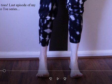 Head to toe: Self massage techniques - Episode 6