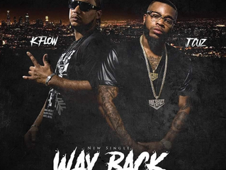 "New Song ""WAY BACK"" Feat. Jcuz"