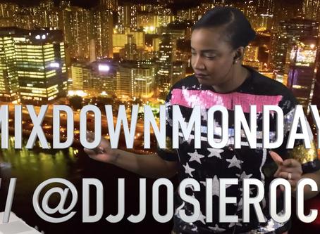 Mixdown Mondays with DJ Josie Rock - Uptown Funk