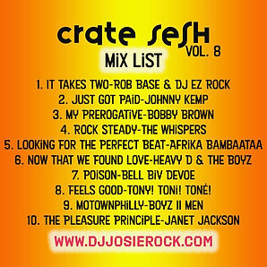Crate Sech Vol 8 - Mix list.jpg