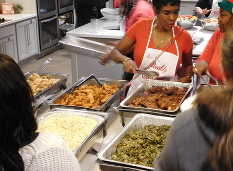 It's a Reality Christmas Celebrity Cook Off ATL [Recap]