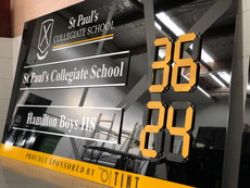 Rugby Score Boards - Designed and Manufactured by I TINT