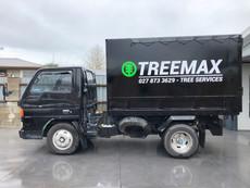 Treemax Chipper Truck