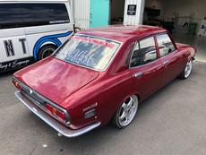 Mazda RX2 - Mirror Tinting