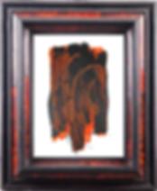 Bernard DUVERT - Sans Titre - Acrylique et pastel gras sur papier - SBG - 70 x 50 cm - 2016 - 2016175