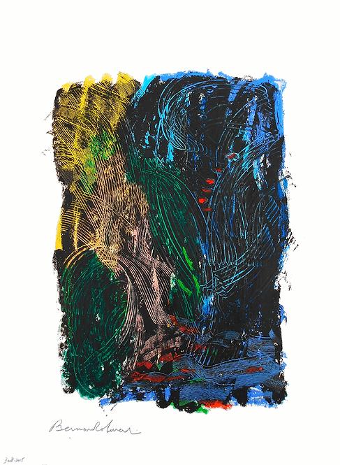 Bernard DUVERT - Sans Titre - 2015331