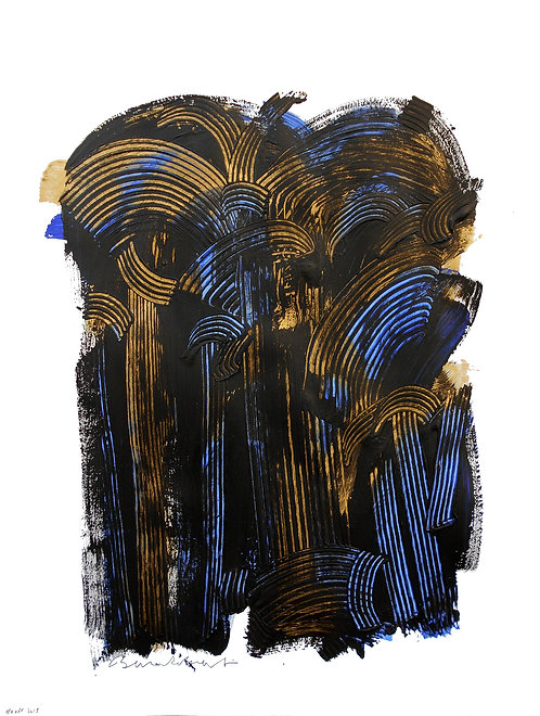 Bernard DUVERT - Sans Titre - 2015339