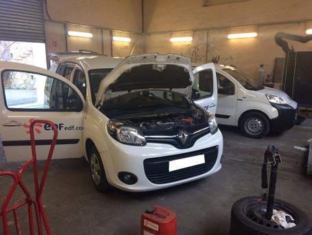 Grandes entreprises, ETI, PME ou artisans : faites entretenir vos véhicules par un préparateur profe