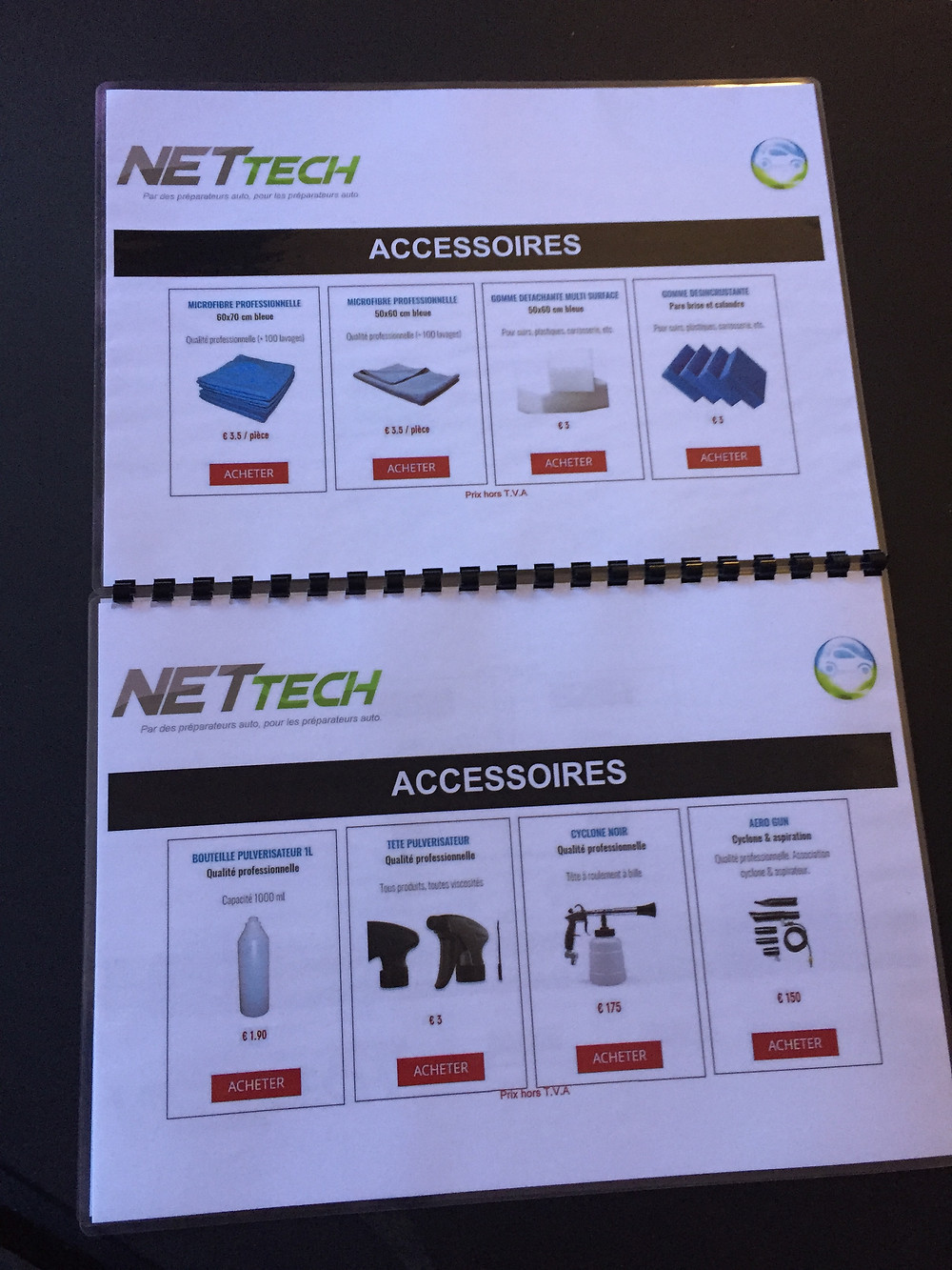 Catalogue NET TECH 2019