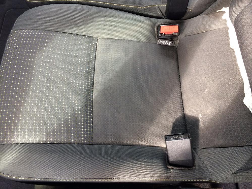 Assise de siège avant pressing