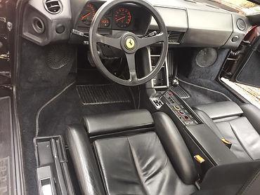Rénovation d'habiacle (Ferrari Testarossa)