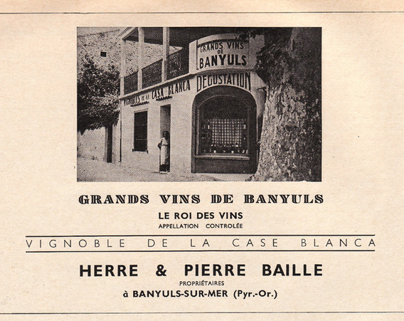 Réclame, 1939