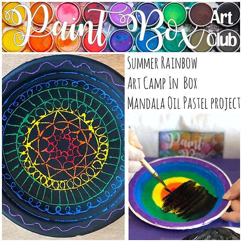 Mandala Plate Kit for 2