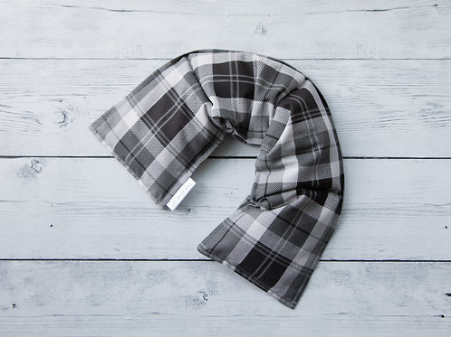 Grey Plaid Relax Pack