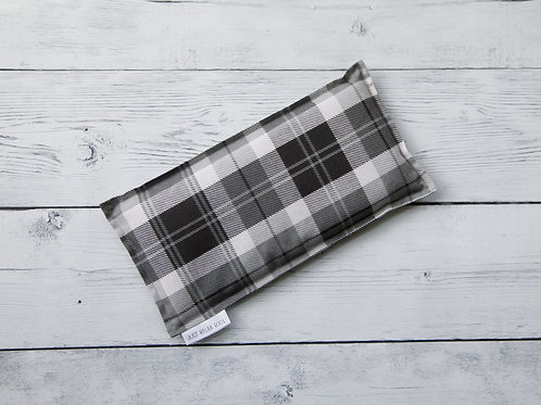 Grey Plaid Spa Pack